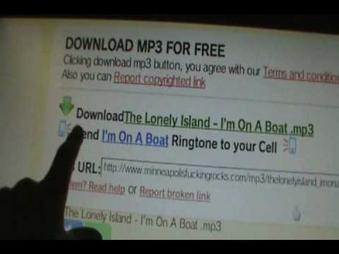 How To Download FREE Songs to PS3