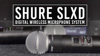 Shure SLXD Digital Wireless Microphone System | Quick Look