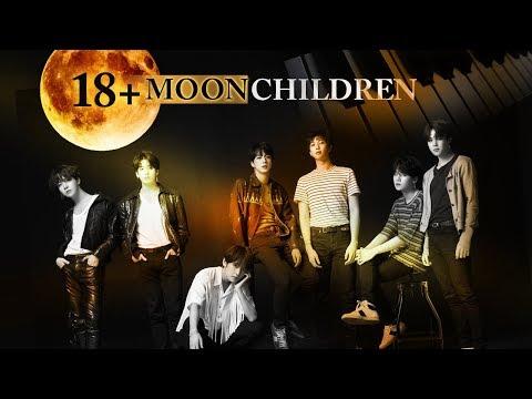 BTS [Moonchildren] ○ Fanfic Trailer (Crime/Psychological!AU)