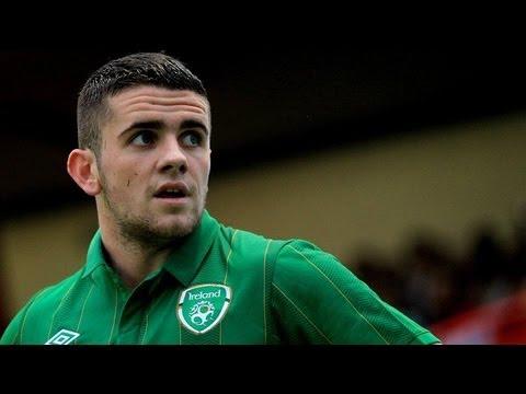 Republic of Ireland v Oman - Robbie Brady post match interview