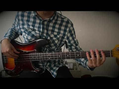 Sidestepping - simpel jazz blues (bas)
