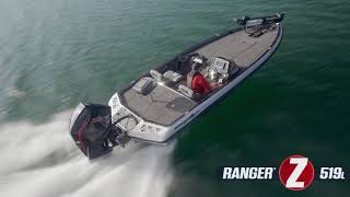 Ranger Z519L On Water Footage