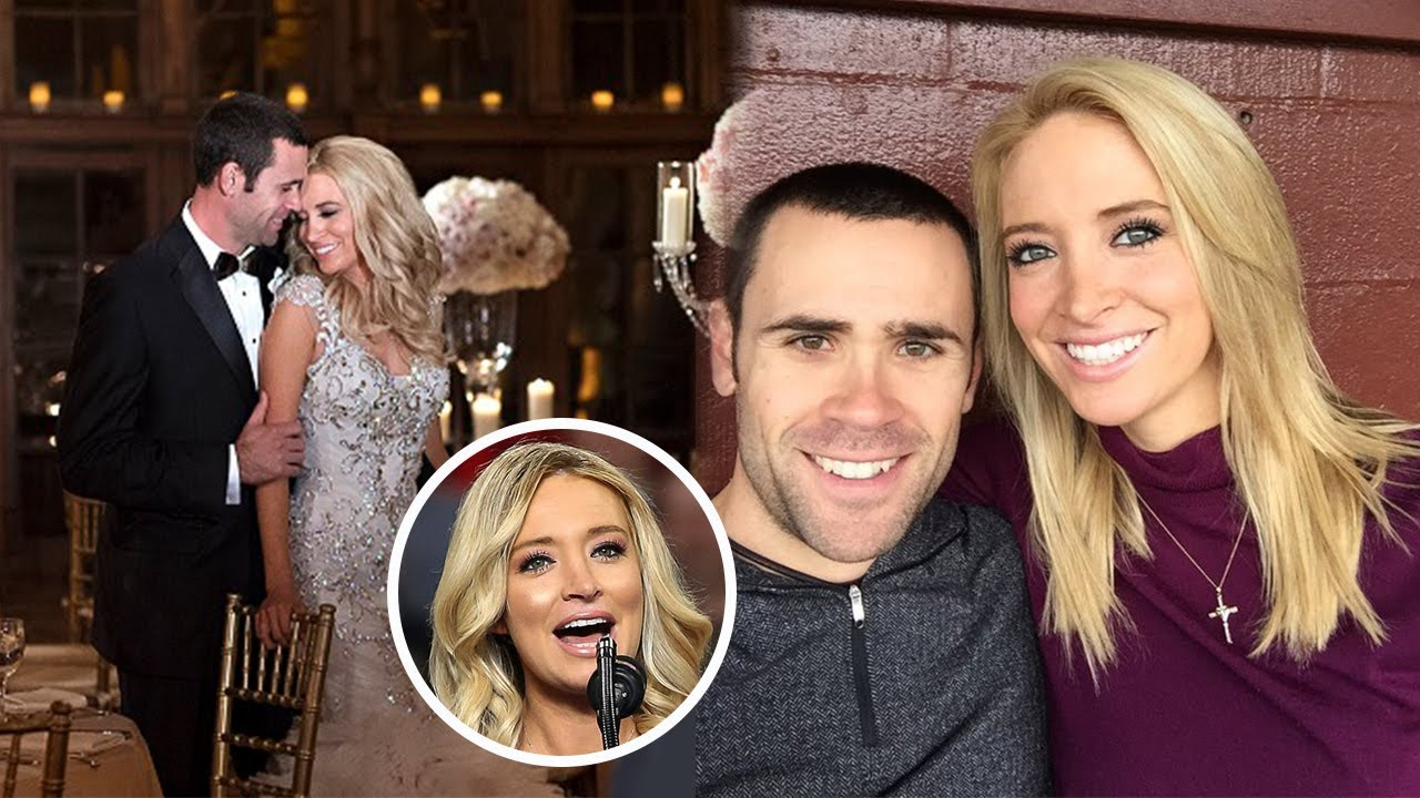 Kayleigh McEnany's husband Sean Gilmartin attends White House ...