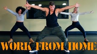 Download Mp3 Work From Home Fifth Harmony The Fitness Marshall Dance Workout