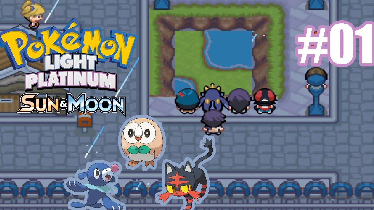 pokemon light platinum rom hack download 2016