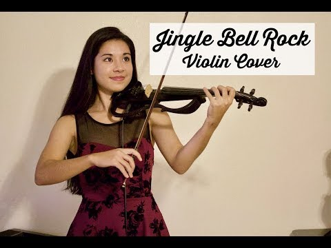 Jingle Bell Rock (Violin Cover By Kimberly Hope)