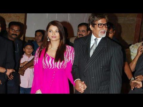 आखिर क्यों ऐशवर्या के लिए जागते है रात भर अमिताभ |Amitabh Bachchan Bothers For Aishwarya Rai