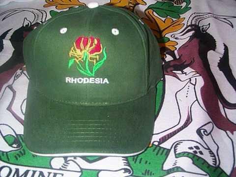 Rhodesia BSAP Rhodesians Bold