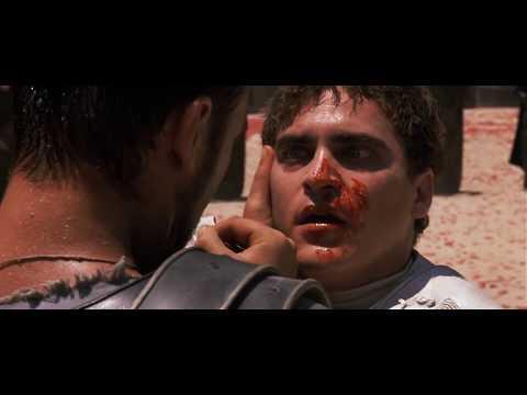 Gladiator/Best Scene/Ridley Scott/Russell Crowe/Maximus/Joaquin Phoenix/Commodus/Connie Nielsen