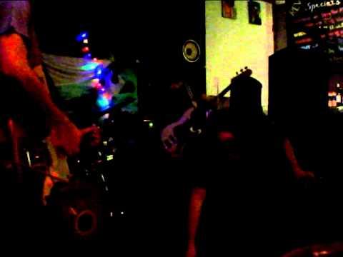 Lightning Briefs - Live at Revolution Cafe & Bar, Bryan, TX 3-31-13