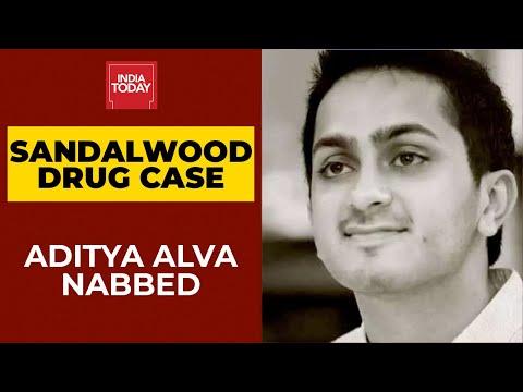 Sandalwood Drug Case| Vivek Oberoi's Brother In Law Aditya Alva Held In Chennai | Breaking News