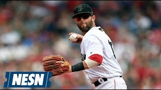 Dustin Pedroia Placed On 10-Day Disabled List