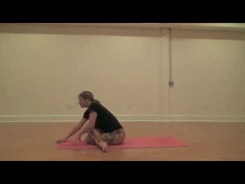 8 minute yin yoga for hip opening  youtube