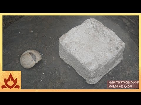 Primitive Technology: Lime