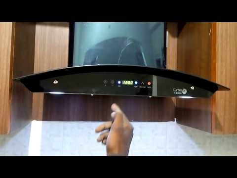 How to use & clean automatic Chimney - Demo