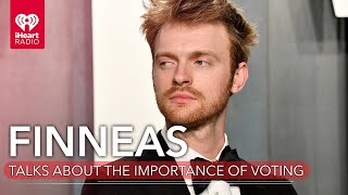 Finneas Talks About The Importance Of Voting | Fast Facts