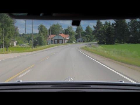 Road trip - Finland, Isojoki