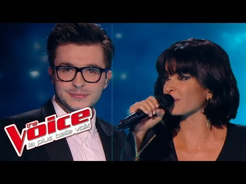 Whitney Houston – I Will Always Love You | Olympe & Jenifer | The Voice France 2013 | Finale