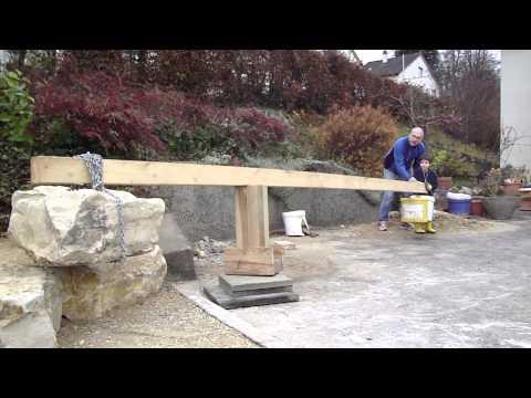 moving heavy stones