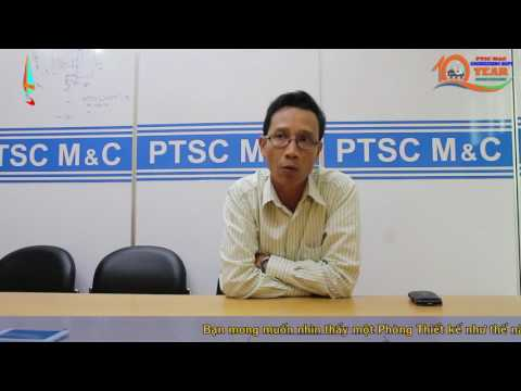10 năm thành lập Phòng Thiết Kế - PTSC M&C