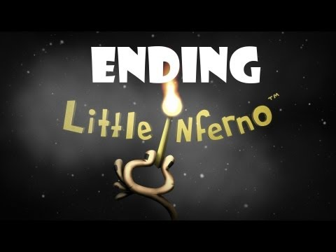 Little Inferno - ENDING & Credits
