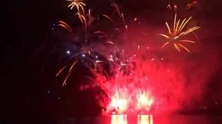 Ignis Brunensis - Brno - Fireworks 04.06.2016 - part 2