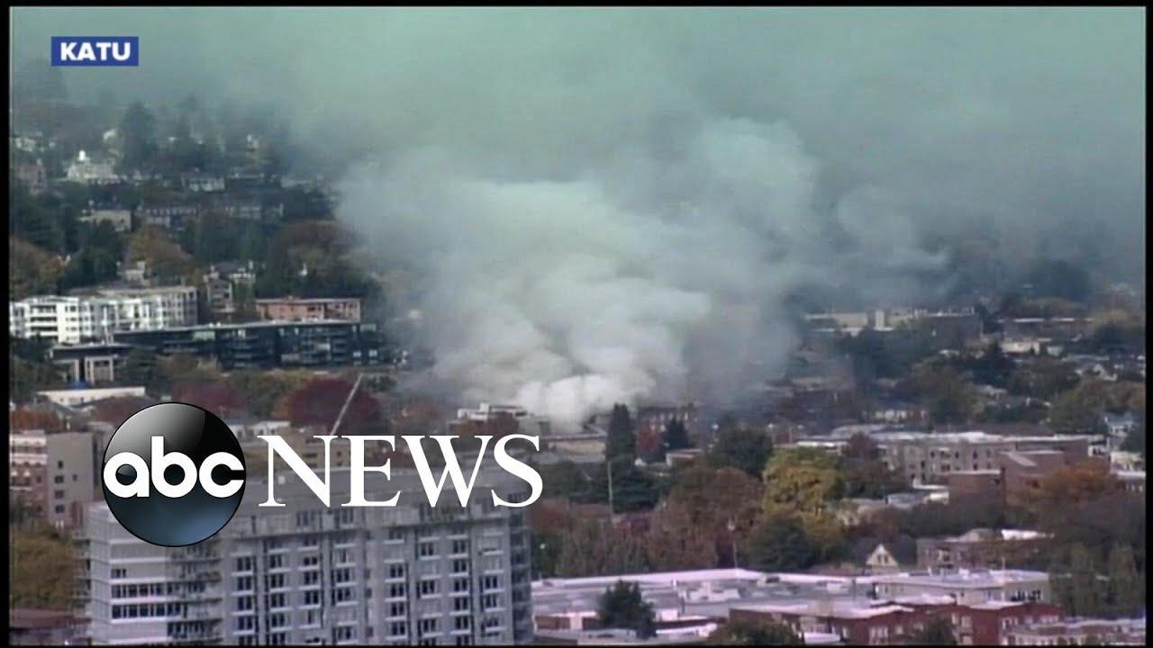 Gasexplosion i portland