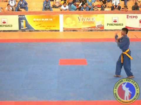 Ngũ Môn Quyền (Bắc Ninh) - Giải Vovinam Toàn Quốc 2011