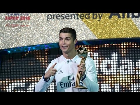 Ronaldo hails 'perfect year' after Club World Cup win