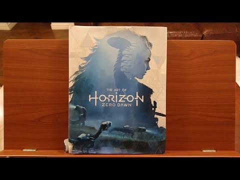 the-art-of-horizon-zero-dawn-book-review