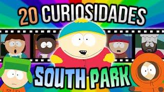20 CURIOSIDADES SOBRE SOUTH PARK + ¿PREGUNTAS Y RESPUESTAS?
