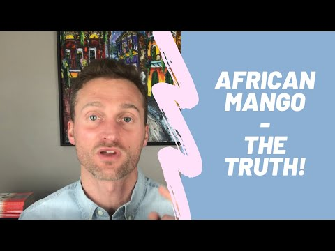 Can AFRICAN MANGO help with weight loss?