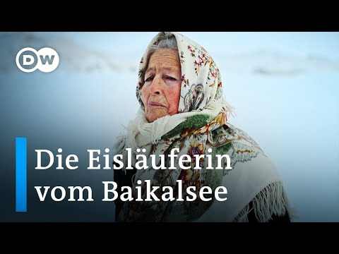 Die Eisläuferin vom Baikalsee | DW Reporter