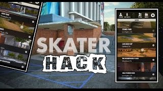 SKATER HACK 2017 All Unlocked !!!!