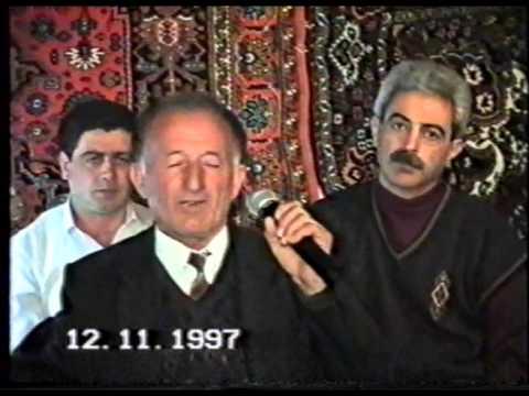 SULİDDİN DAYI.AĞDAM.ƏFƏTLİ 1997