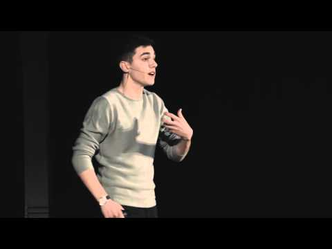 Rêver, oser, travailler, ne pas abandonner | Panayotis Pascot | TEDxMcGill