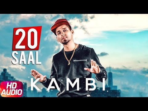 20 Saal (Full Audio) | Kambi | Sukh - E (Muzical Doctorz) | Latest Punjabi Song 2018 | Speed Records