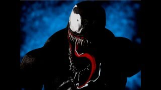 Venom...ZBrush Sculpture