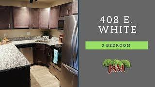 408 E. White Street - 3 Bedroom Overview