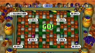 Bomberman Live (X360) - 8-Man Mayhem