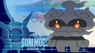 Pokemon Showdown Live Sun and Moon #47 [Ou] - Marshadow Madness