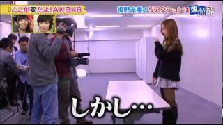 130216とこが変だよ!AKB48人を困らせるの板野友美部分(穏やかな美美)...