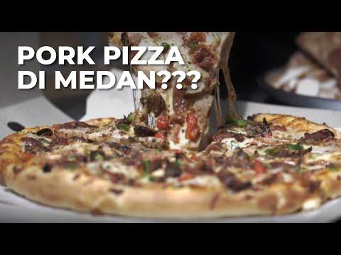 The Breakthrough Pizza in Medan