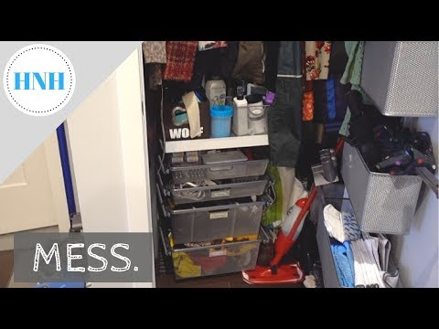 Organizing Check-In | Coat & Utility Closet