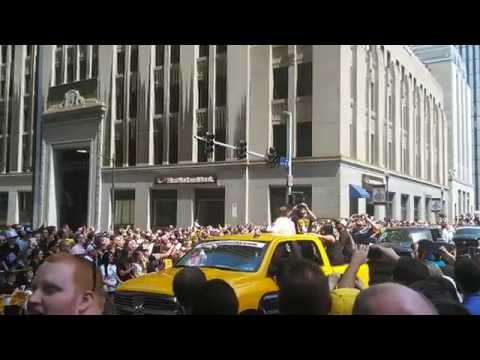 Pittsburgh Penguins Stanley Cup Parade