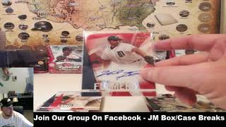2017 TOPPS FINEST BASEBALL OYT CASE BREAK #16 02/19/18