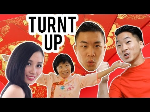 LUNAR NEW YEAR 2014 TURNT UP!