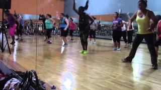 Zumba with Melissa~Hit Da Floor by Twista & Pitbull