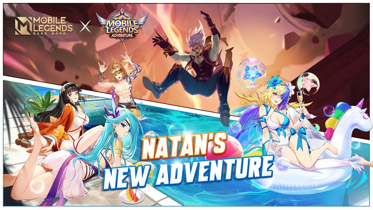 MLBB x MLA | Natan's New Adventure | Mobile Legends: Bang Bang
