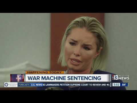 Ex-MMA Fighter War Machine Sentencing For Abusing Girlfriend